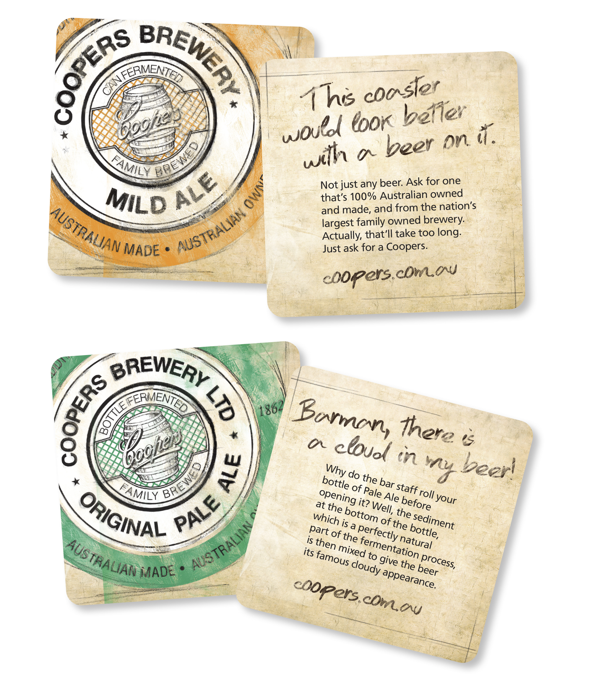 Coopers Coasters