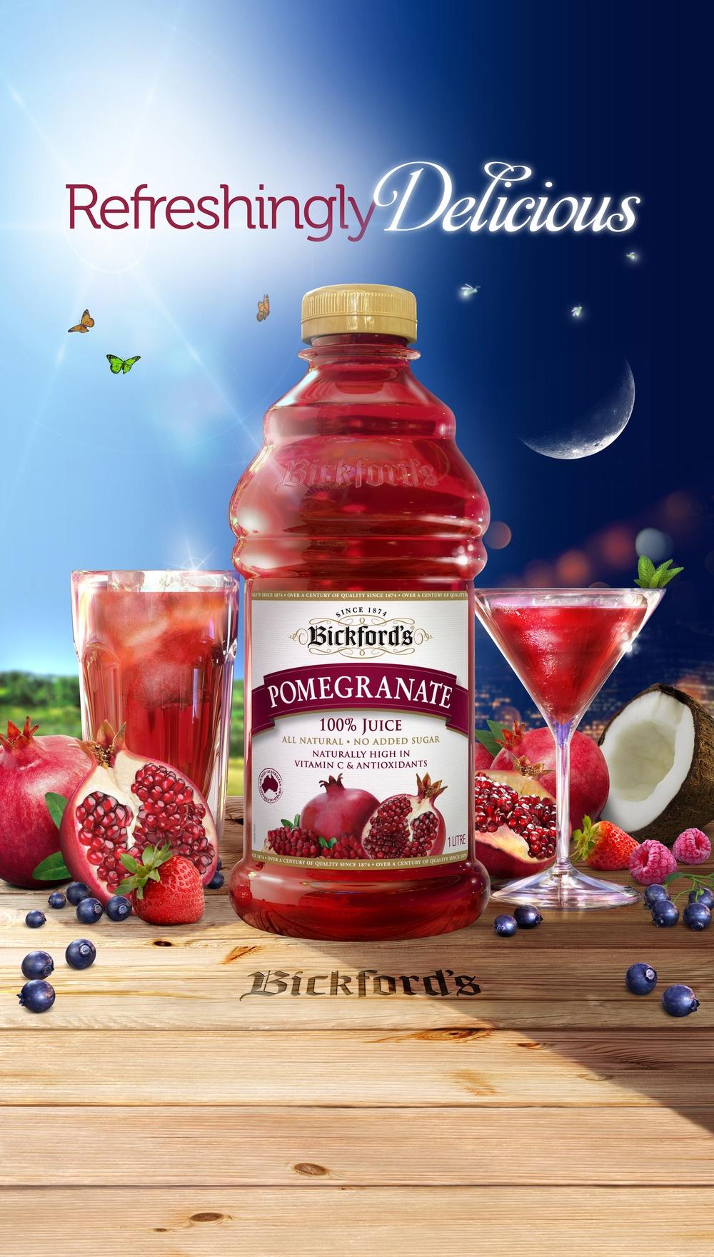 Bickfords Premium Fruit Juice