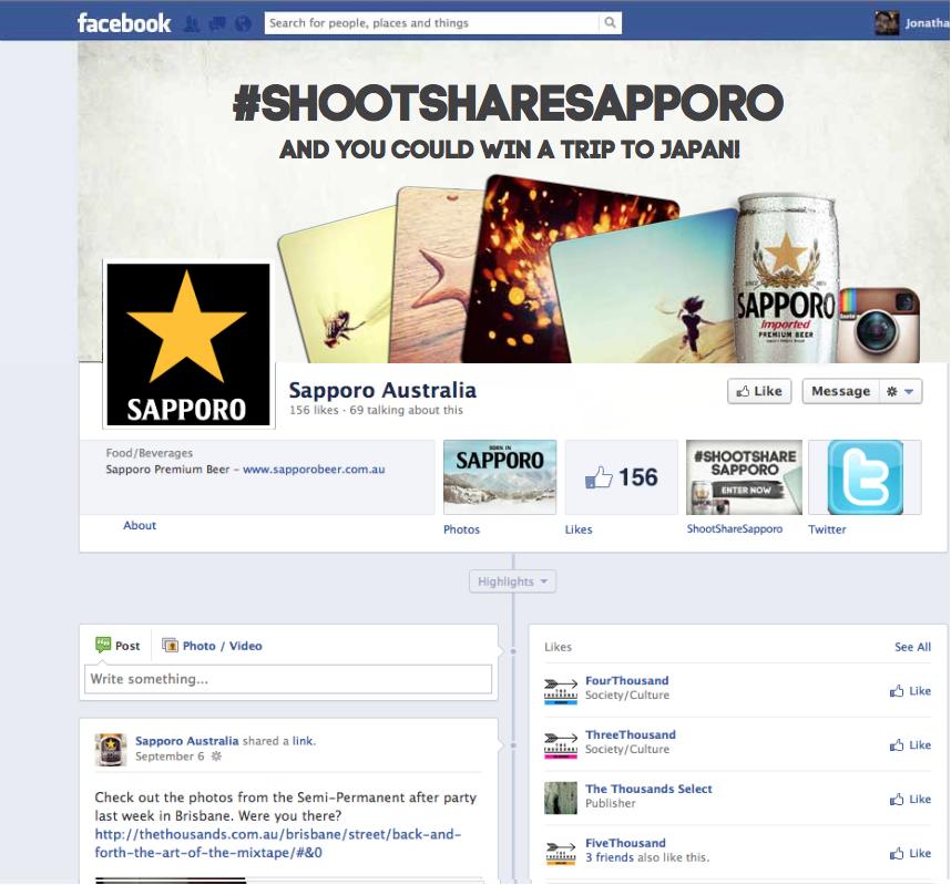 Shoot Share Sapporo